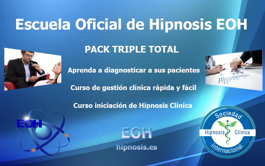 curso hipnosis clinica de la escuela oficial de Hipnosis